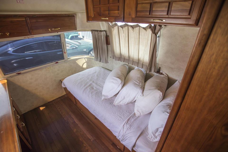 1992 Airstream   Model 34 Limited Excella Travel Trailer  <br />VIN. 1STGLAU36NJ508766