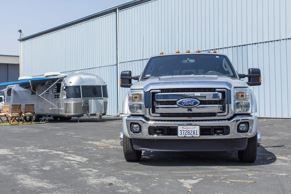 2011 Ford F450 Super Duty Crew Cab Lariat Pickup<br /> VIN. 1FT8W4DT2BEA68058