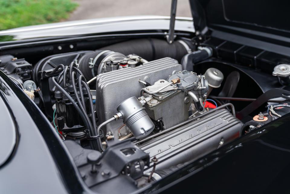 1959 Chevrolet Corvette Fuelie Sports Racer <br /> Chassis no. J59S104283