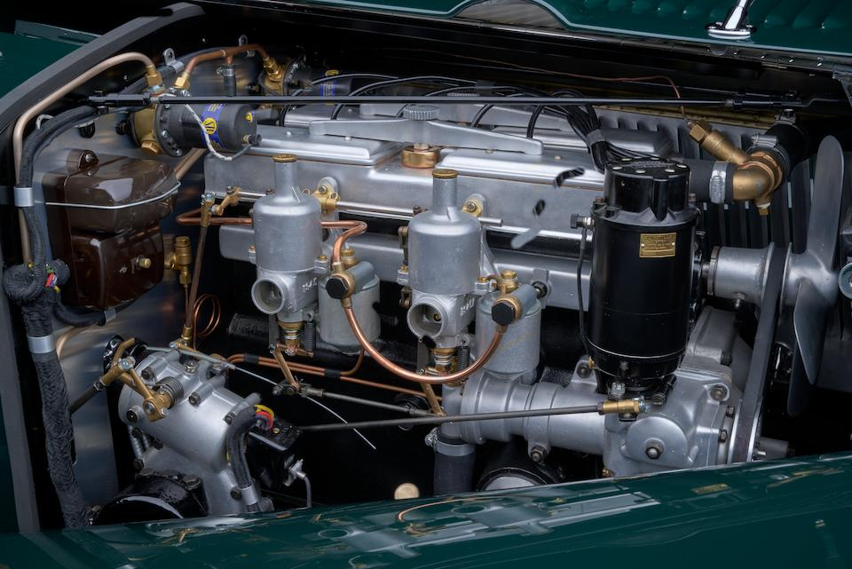 1934 Riley MPH SPORTS TWO SEATER  <br />Chassis no. 44T 2246 <br />Engine no. 14T 2246