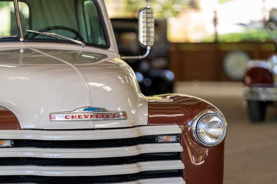 1953 Chevrolet Series 6400 Pickup<br />  Chassis no. W53B012498