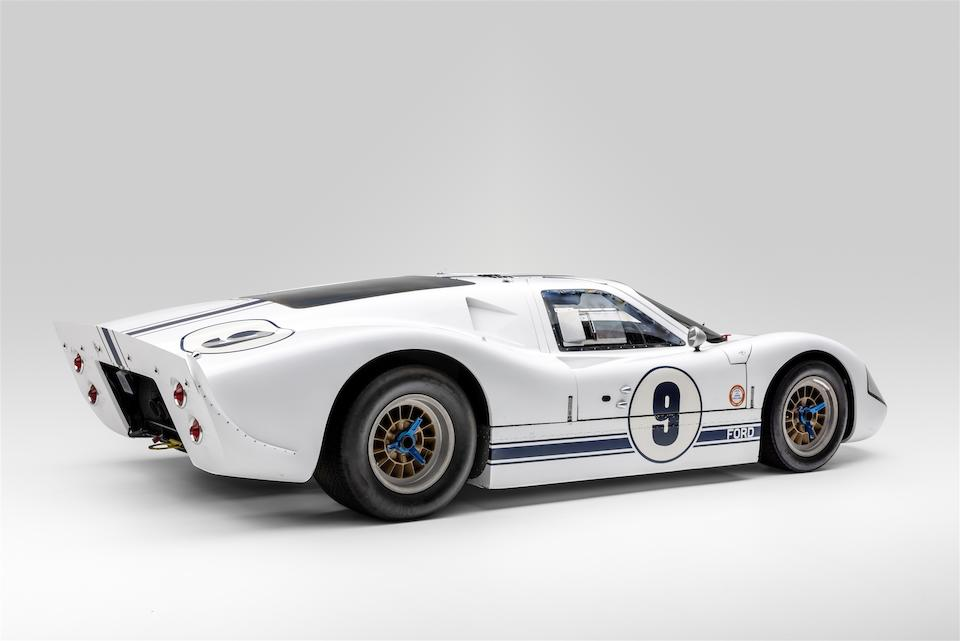 1967 Ford GT40 MK IV <br /> Chassis no. J-9