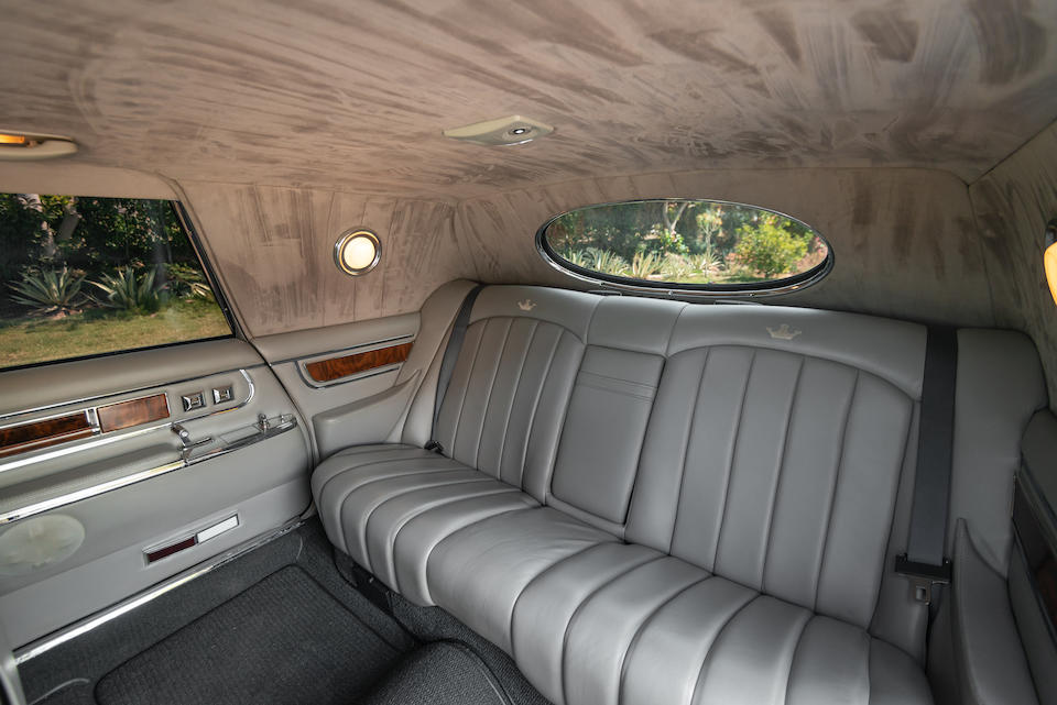 1965 Chrysler Imperial LeBaron Limousine <br /> Chassis no. Y353103693