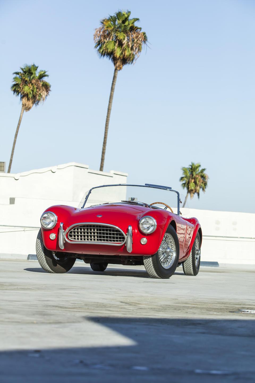 <b>1963 Shelby Cobra 260 </b><br /> Chassis no. CSX2047