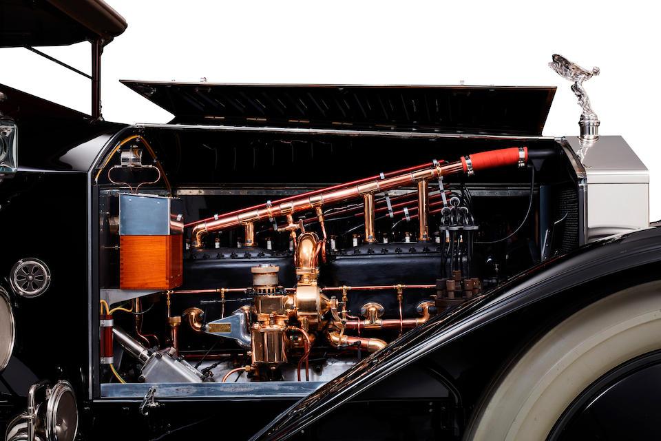 "<b>1913 Rolls-Royce 40/50HP Silver Ghost ""London-Edinburgh"" Tourer  </b><br />Chassis no. 2583 <br />Engine no. 95C"
