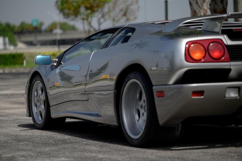 <b>1994 Lamborghini Diablo SE30</b><br />VIN. ZA9DU27P4RLA12077