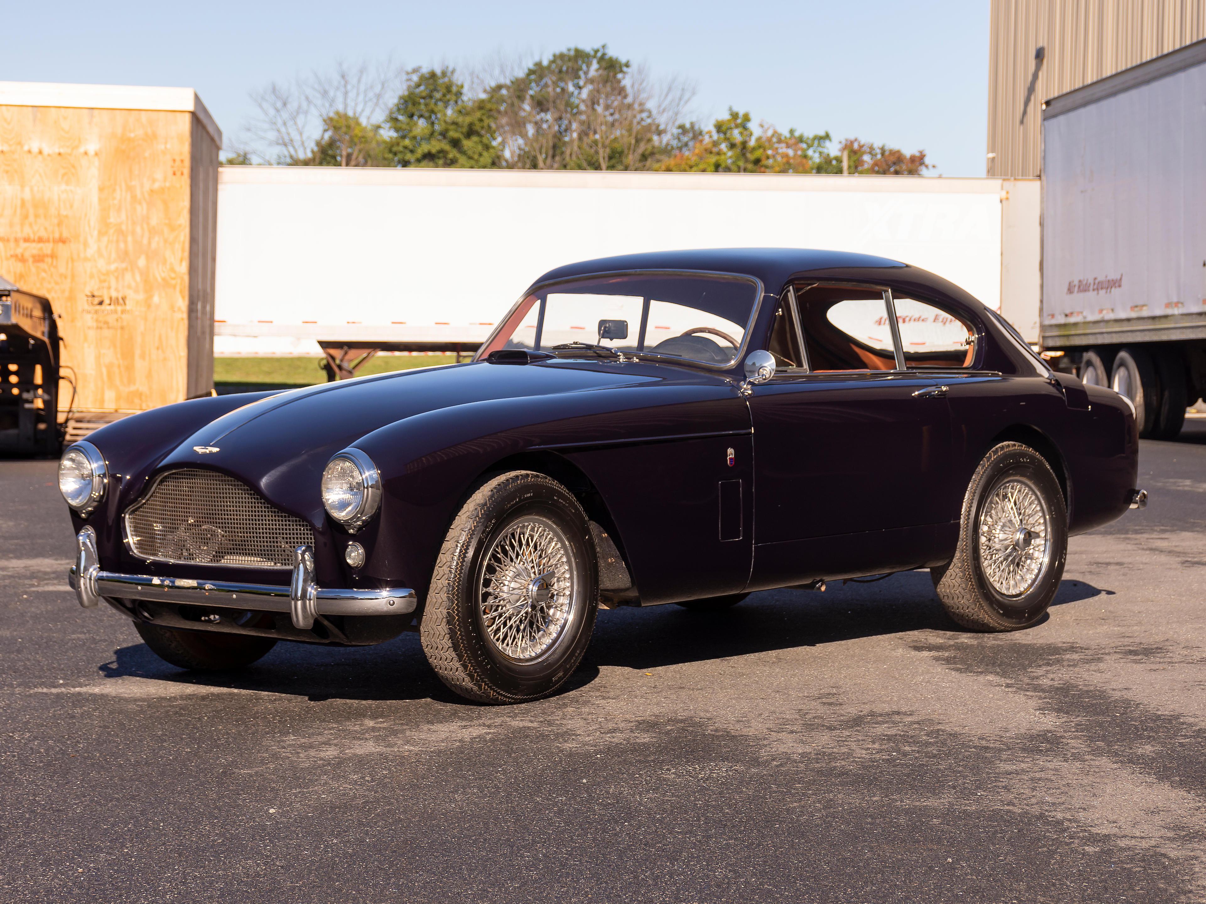 1960 Aston Martin DB2/4 MkIII Saloon  Coachwork by Tickford Chassis no. AM300/3/1728 Engine no. DBA/1346